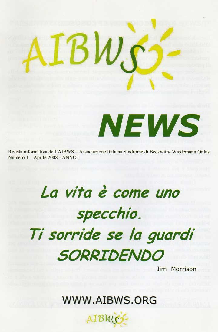 Rivista n.1 AIBWS 01/04/2008