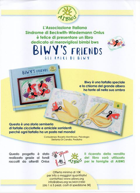 Aibws presenta ufficialmente BIWY'S FRIENDS – Cervia 28 Aprile 2017