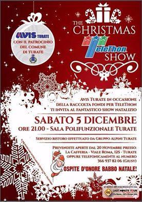 Christmas Telethon Show Avis